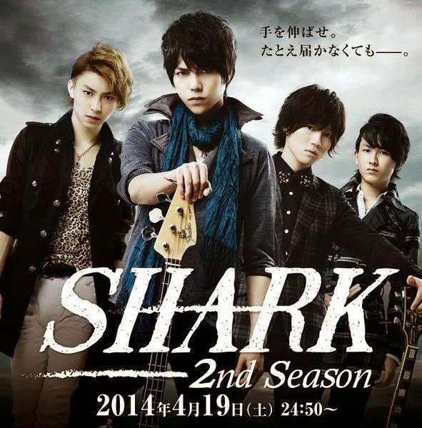 Drama jepang Shark 2
