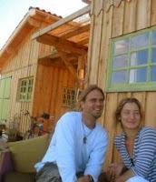 Sébastien et Mélanie, les permanents de Kayak et Découvertes