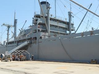 red oak victory ship