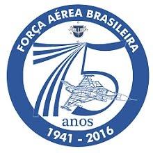 FORÇA AÉREA BRASILEIRA - 75 ANOS