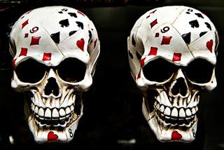 poker en ligne mort