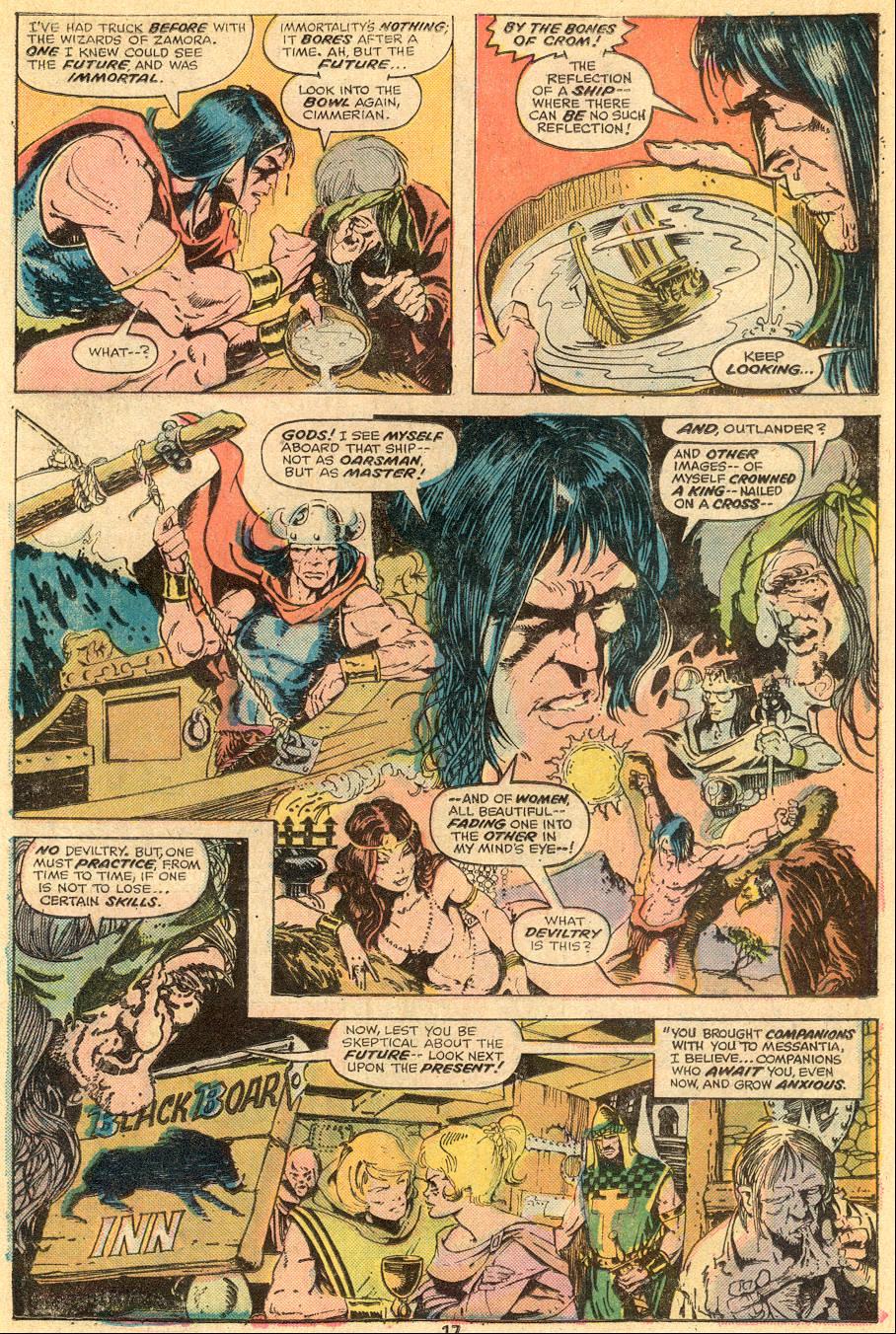 Conan the Barbarian (1970) Issue #57 #69 - English 12