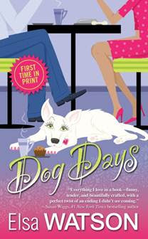 Giveaway - Enter to win a copy of DOG DAYS