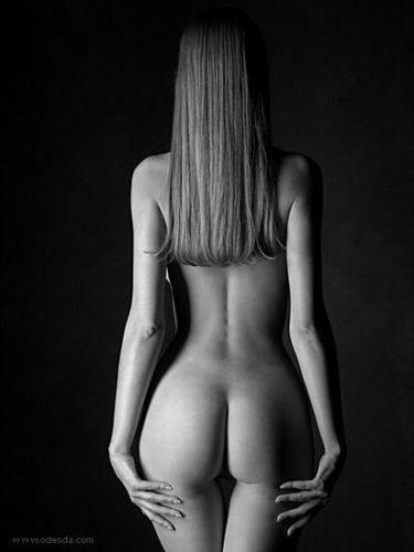 обнаженная спина фото