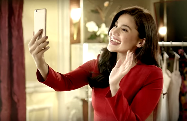 Cherry Mobile S4 Plus, Anne Curtis Cherry Mobile