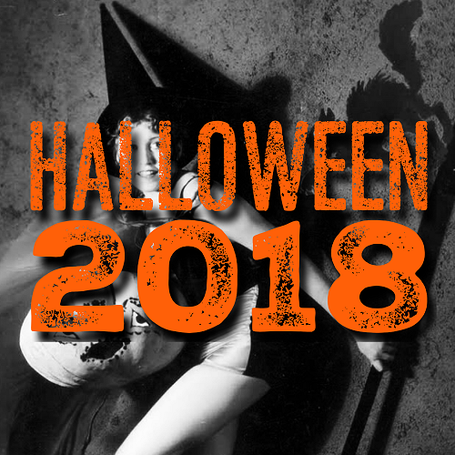 Halloween 2018 Posts