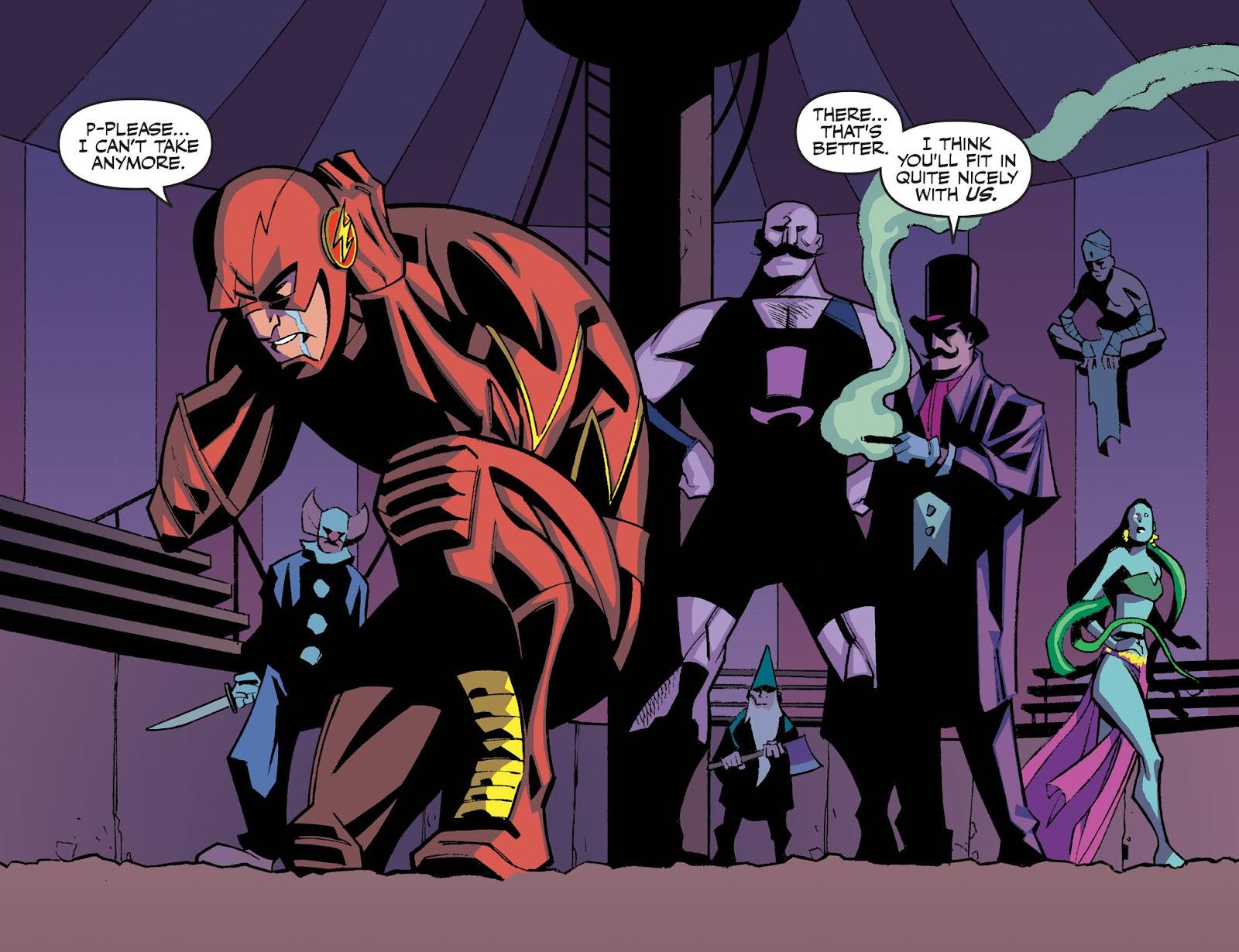 The Flash: Season Zero [I] Issue #6 #6 - English 5