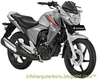 Harga Honda New MegaPro CW - SW Spesifikasi 2012