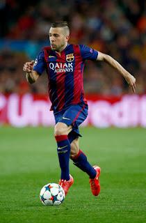 Jordi Alba 2015