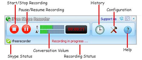 iFree Skype Recorder 6