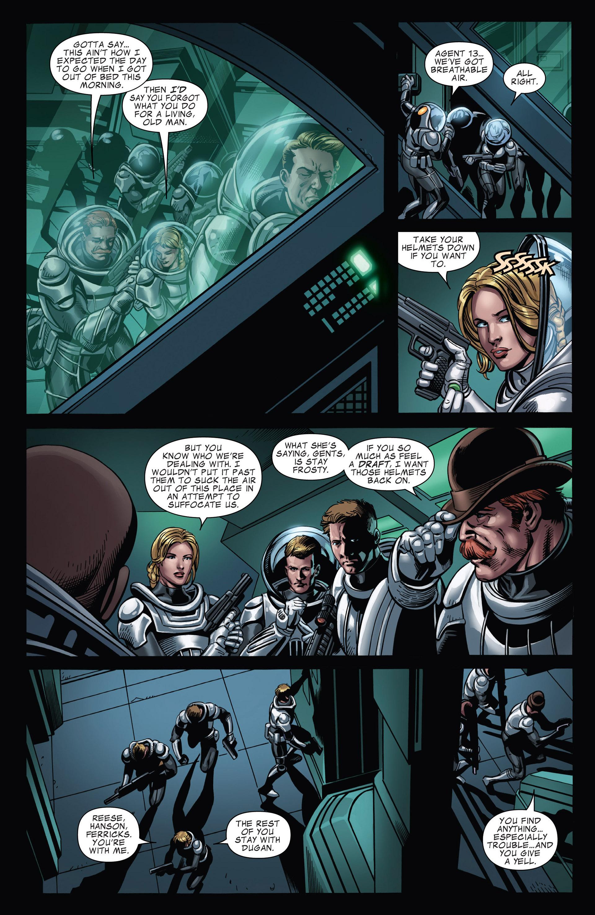 Captain America (2011) Issue #17 #17 - English 15