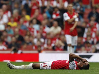 Arsenal 3 - 0 Bolton Wanderers (2)