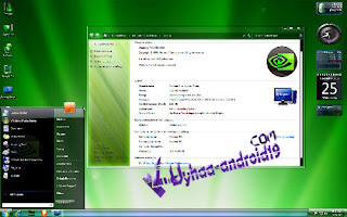 Windows 7 Nvidia Edition