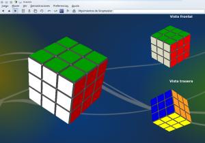 Cubo mágico no Linux