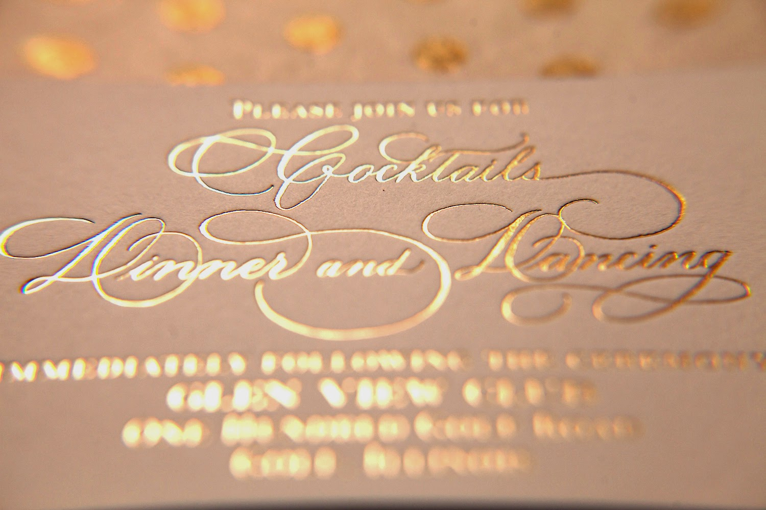 Calligraphy Wedding Invitations Nico And Lala