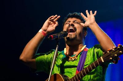 Raghu Dixit India Singer