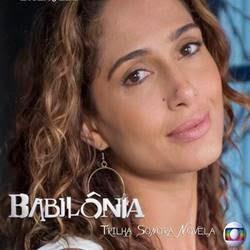 Capa CD Trilha Sonora Babilônia Nacional Torrent