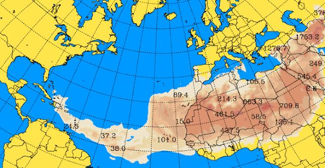calima en canarias noviembre 2015