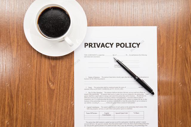 Cara Paling Mudah Membuat Privacy Polcy Dan Disclamer Berbahasa Indonesia