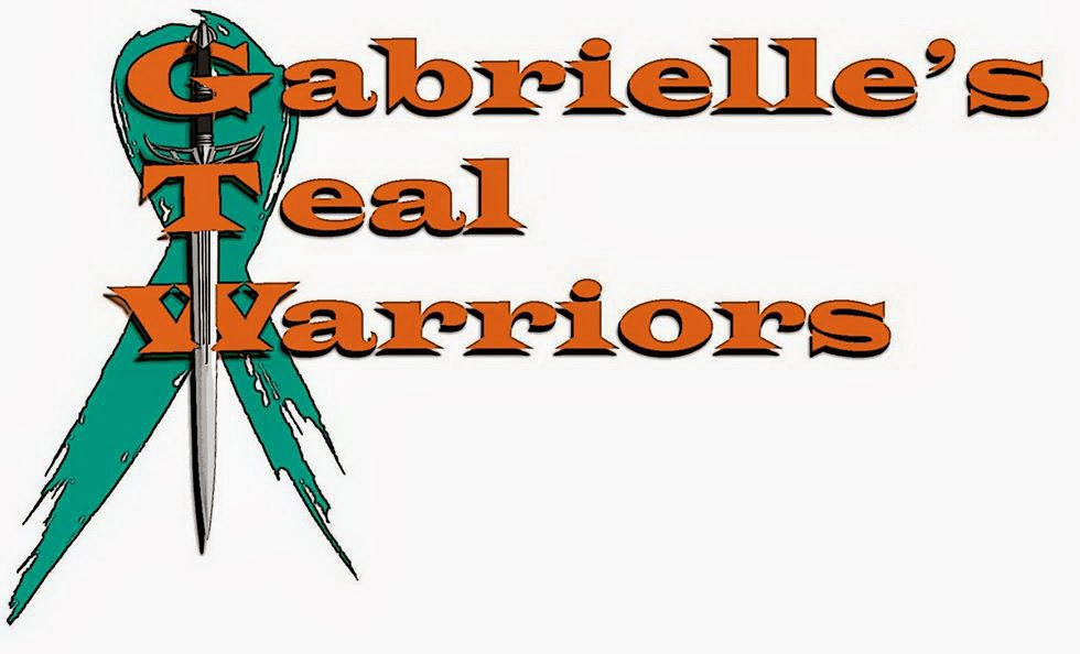 Gabrielle's Teal Warriors