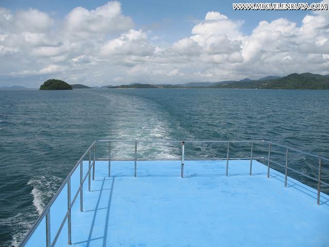 Phang Nga Ferry