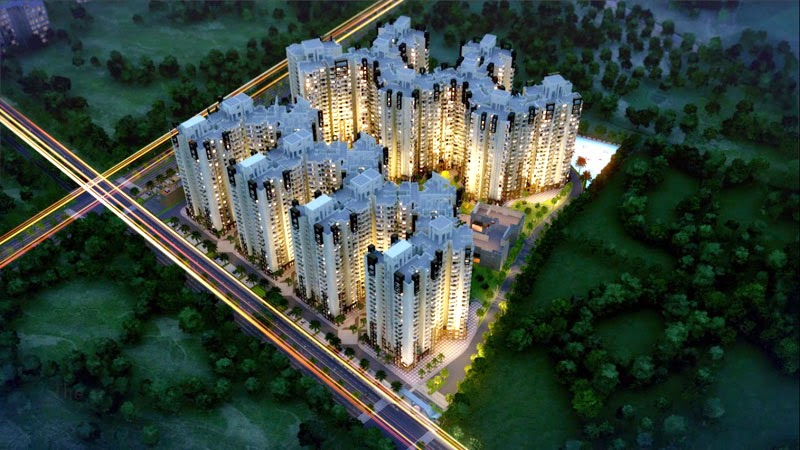 SHRI Radha SkyGardens - Residential Projects in Noida Extension
