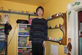 Isaiah age 12