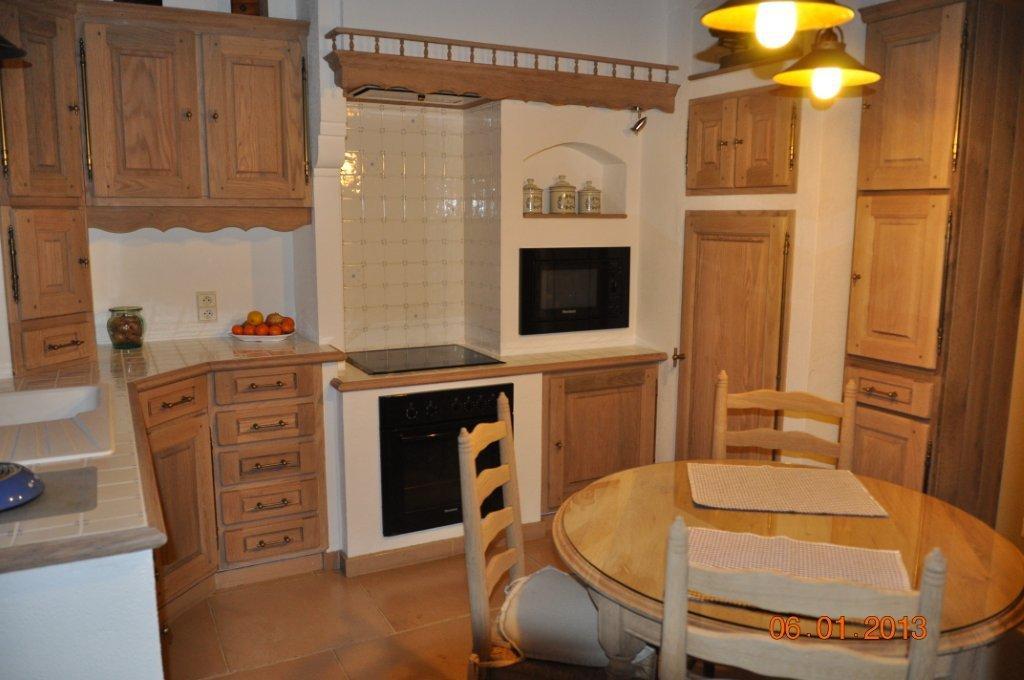 Donker Eiken Keuken Verven : na de renovatie van de keuken zelf keuken renoveren eken keuken na