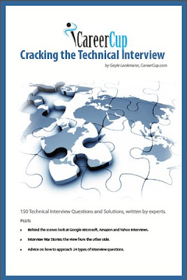 careercup cracking the technical interview, interview tips, technical interview tips , ebook, cracking interviews , interview help
