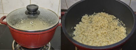 how to cook quinoa on stove top