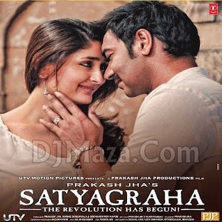KAREENA AND AJAY DEVGAN IN SATYAGRAHA