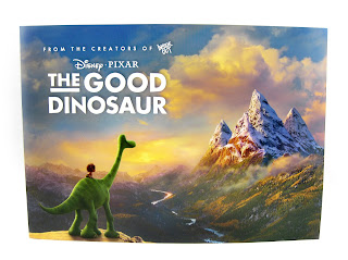 the good dinosaur lithograph