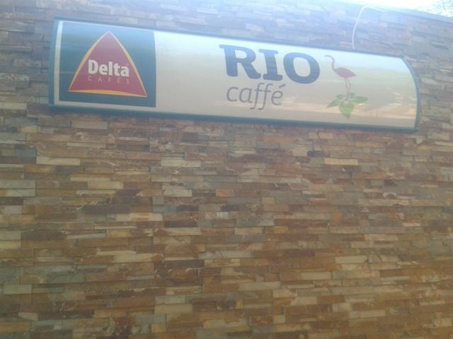 Placa Rio Caffé