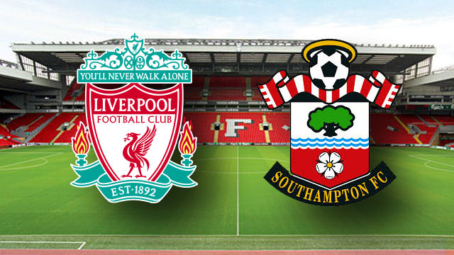 Skor Akhir Liverpool Vs Southamton 25 Oktober 2015