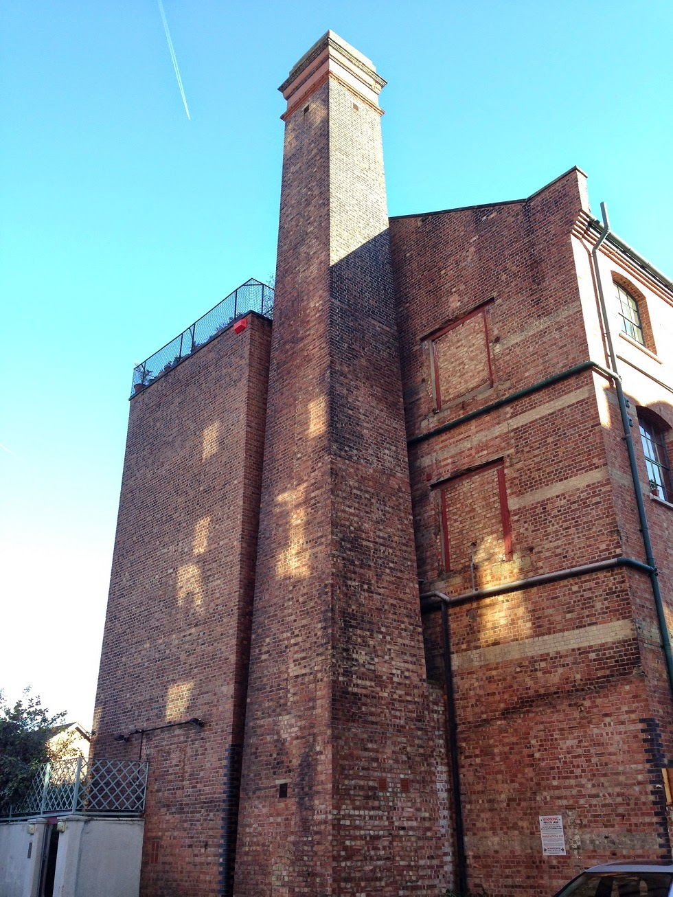 Spratt's Patent Limited dog food factory, Limehouse Cut, London