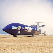 THE RACE TO 1000 MPH