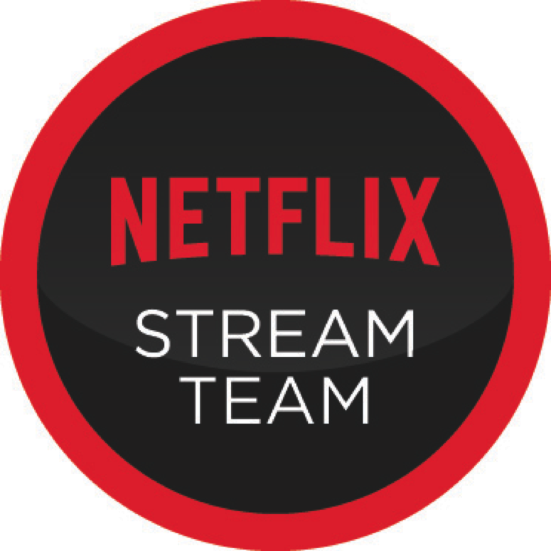 I'm on the Stream Team!