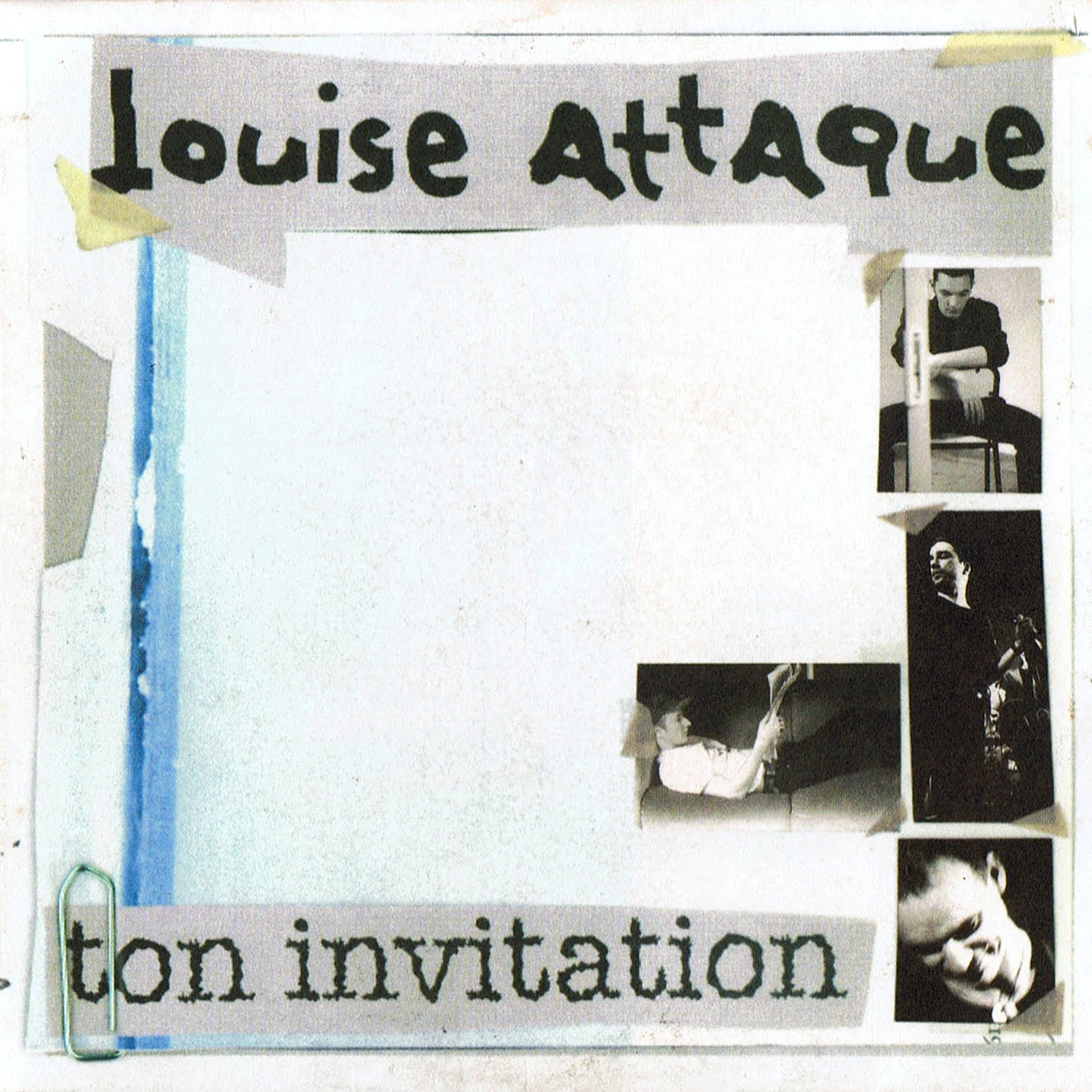 Louise Attaque-Ton invitation-FR-CDS-FLAC-1998-FADA Download