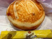 McDonald´s - Stars of America - Frühstück - Pfannkuchen mit Ahornsirup