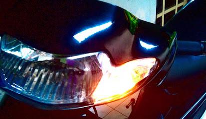 Mengatasi Kerusakan Lampu Sein Motor Mati dan Tidak Berkedip