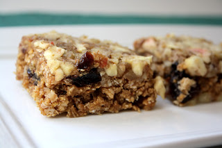 Utah Deal Diva- No Bake Apple Bars Healthy Snack, Breakfast Ideas
