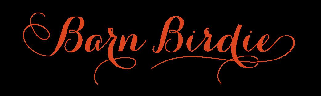 Barn Birdie