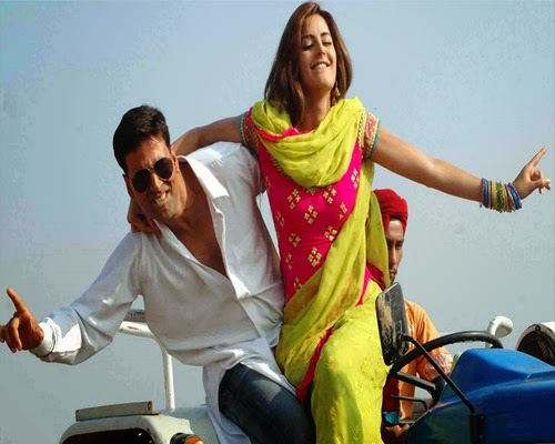 Katrina kaif and akshay kumar