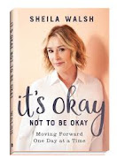 Libro Recomendado:It's Okay Not To Be Okay, Sheila Walsh