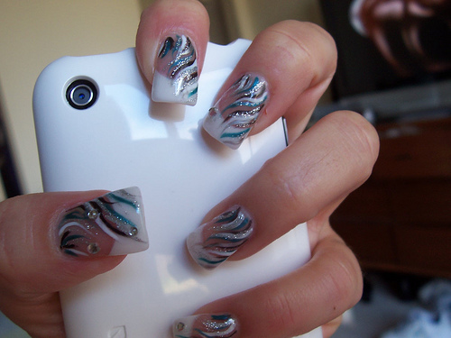 Best of nail art amaizing french manicure ideas 2011 2012 latest nails styles french manicure ideas are doing nail art designs instead of a plain color there are many pictures for latest nails styles french prinsesfo Image collections