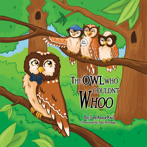 The Owl Who Couldn't Whoo
