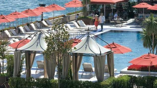 İstanbul'un En İyi Yüzme Havuzları / Four Seasons Havuz