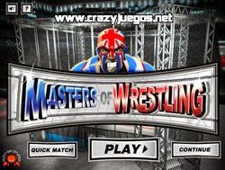 Jugar Masters of Wrestling