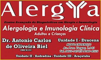 CLÍNICA DR. BIEL - LIGUE 3822-1070