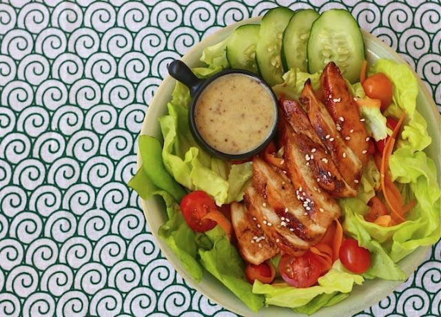 best honey chicken salad recipe